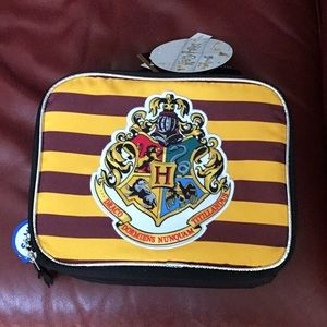 NWT Harry Potter lunch box bag